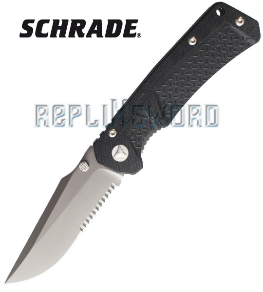 Couteau Pliant Schrade SCH104LS