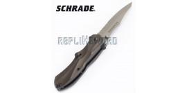 Couteau Pliant Schrade SCHA7BRS