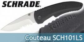 Couteau Pliant Schrade SCH101LS