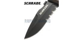 Couteau Schrade SCHA6LBRS Ouverture Assistée