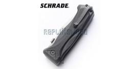Couteau Pliant Schrade SCHA6LS Ouverture Assistée