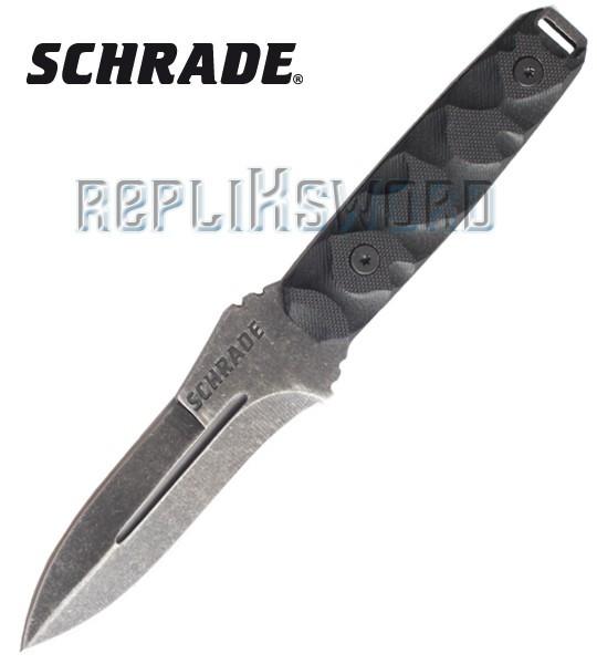 Couteau Lame Fixe Schrade SCHF20