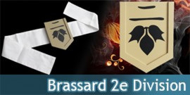 Brassard 2eme Division - Capitaine Soi Fon