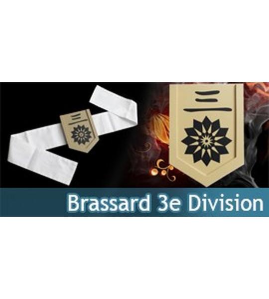 Brassard 3eme Division - Capitaine Ootoribashi Rôjûrô