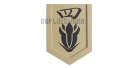 Brassard 4eme Division - Capitaine Jūshirō Ukitake