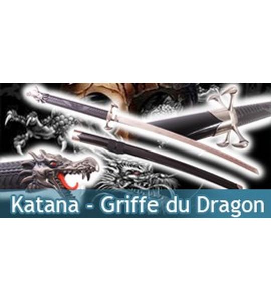 Katana - Griffe du Dragon