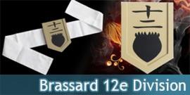 Brassard 12eme Division - Capitaine Mayuri Kurotsuchi