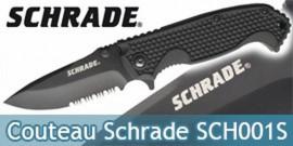 Couteau de Poche Schrade SCH001S