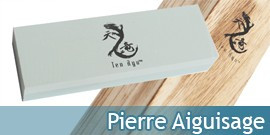 Pierre d'Aiguisage - Ten Ryu