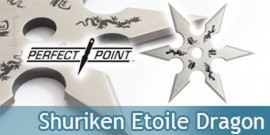 Shuriken Dragon Etoile Perfect Point 90-22S