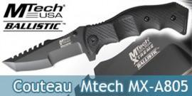 Couteau Pliant MTECH Ballistic MX-A805