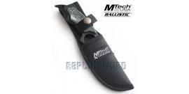 Couteau Scorpion Xtreme Ballistic MX-8078BGY