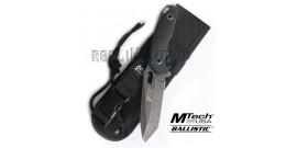 Couteau Xtreme Ballistic MX-8110BK