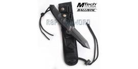 Couteau de Survie Xtreme Ballistic MX-8111