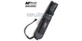 Couteau MTEC XTREME Ballistic MX-8120