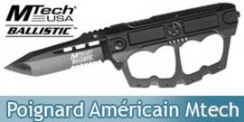 Couteau Américain MT-A826BK Master Cultery
