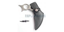 Couteau Karambit Hibben Silver GH2028SS