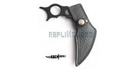 Couteau Karambit Hibben Black GH2028SSB