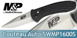 Couteau Automatique Silver SWMP1600S