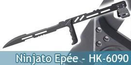 Ninjato Epée Gunnm HK-6090