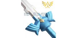 Zelda Epée Link Latex Mousse Master Sword Excalibur
