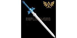 Zelda 2X Epées Link Latex Mousse Master Sword Excalibur