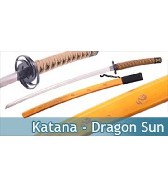 Katana - Dragon Sun