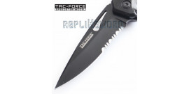 Couteau Pliant Police Tac Force TF-705BK Master Cutlery