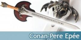 Conan le Barbare Epee du Pere