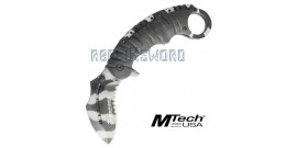 Couteau Karambit M-1019UC Master Cutlery