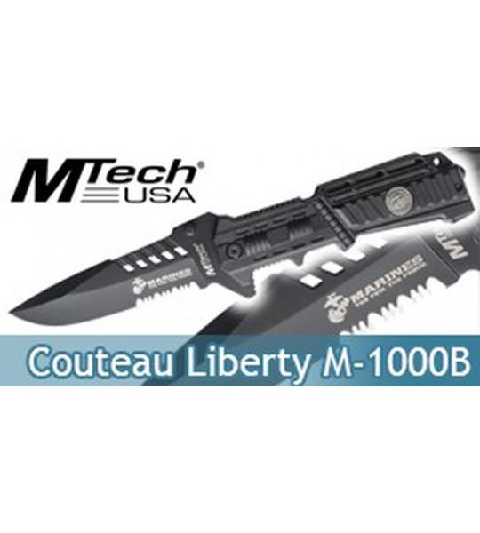 Couteau Pliant Mtech USA Liberty 1 M-1000B