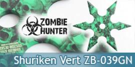 Shuriken Zombie Hunter Etoile ZB-039GN Master Cutlery
