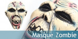 Masque Zombie Master Cutlery ZB-071 Cosplay