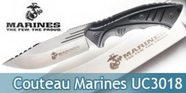 Couteau USMC Marines UC3018 United Cutlery