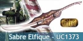 Sabre Guerrier Elfique United Cutlery - UC1373