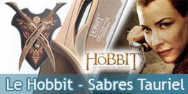 Le Hobbit - Dagues de Tauriel UC3044 Epees United Cutlery