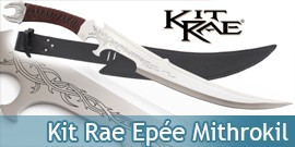 Kit Rae Epee Mithrokil + Fourreau KR0066