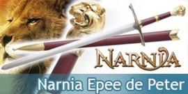 Narnia Epee + Fourreau de Peter
