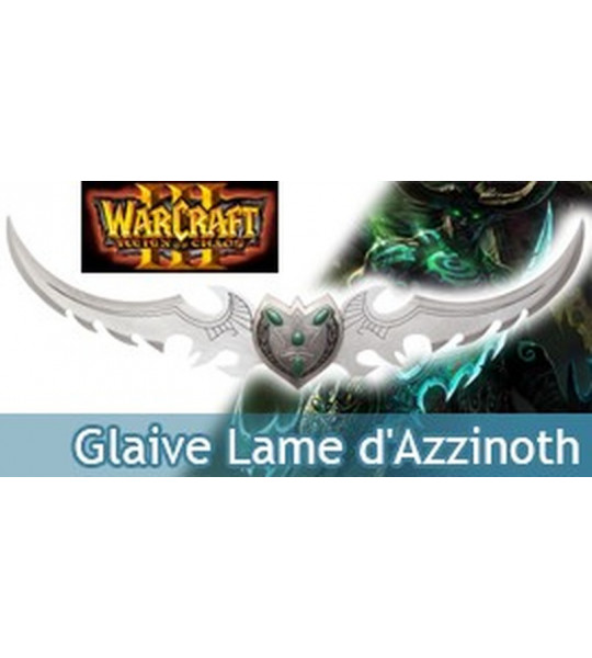 Glaive de guerre d'Azzinoth Epee Warcraft