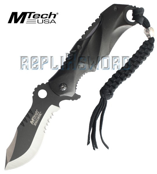 Couteau Pliant Mtech MT-A808BK Master Cutlery