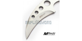 Couteau Karambit Silver MT-664SL Master Cutlery