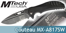 Couteau Pliant MX-A817SW Master Cutlery