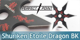 Shuriken Dragon Etoile Perfect Point 90-22B