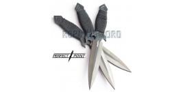 Set 3 Couteaux Perfect Point PP-081-3BK