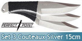 Set 3 Couteaux Perfect Point PP-039-3
