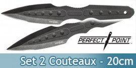 Set 2 Couteaux Perfect Point PF-005-2SW
