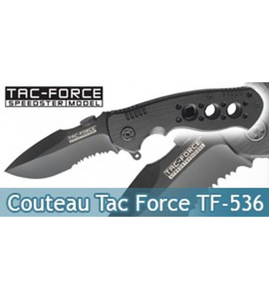 Couteau Tac Force TF-536 Master Cutlery