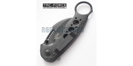 Couteau Karambit Tac Force TF-534BK Master Cutlery