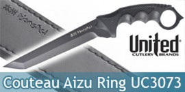 Couteau Honshu Aizu Ring UC3073 United Cutlery