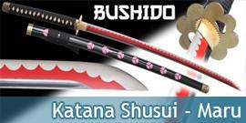 Katana Shusui Zoro Lame Maru 1045 Bushido Epee